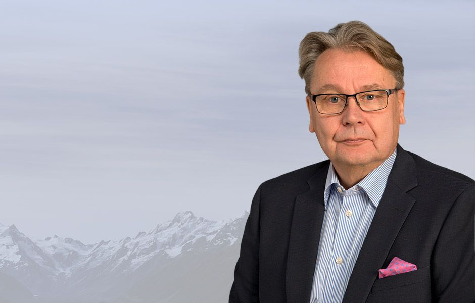 """Rahoitusneuvojan Seppo Tujunen: """"Leasingrahoituksella yrityksen tunnusluvut paremmiksi"""""""