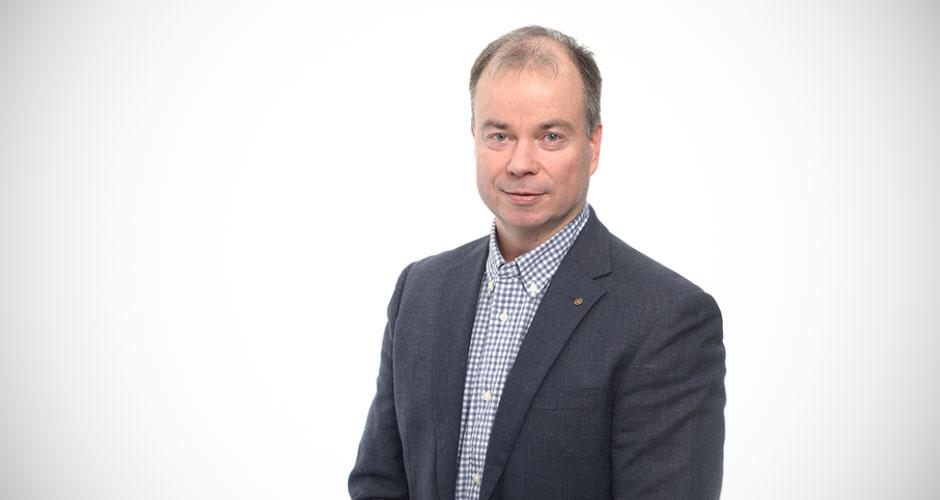 Janne Saarisesta Rahoitusneuvojan liiketoimintajohtaja