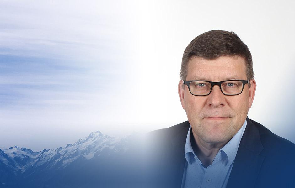 Matti Nieminen on Rahoitusneuvojan uusi liiketoimintajohtaja.