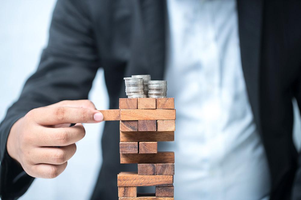 Rahoitussuunnitelma on strateginen työväline, jonka avulla suunnittelet yrityksen tulevaisuutta.